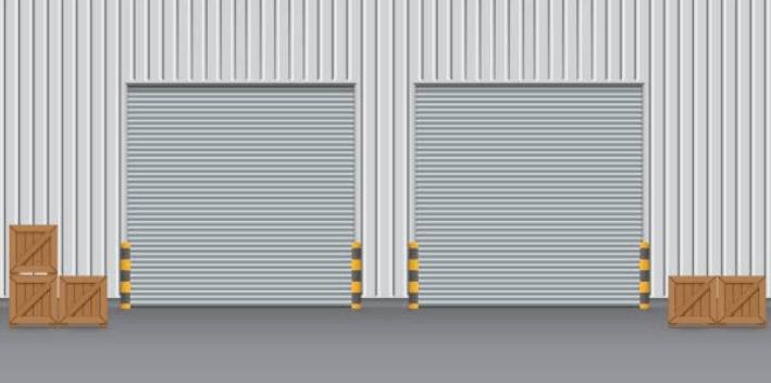 So sánh cửa cuốn với loại cửa nhà để xe khác